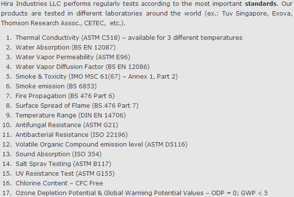 xlpe test reports