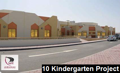 10 Kindergarten Project - Doha