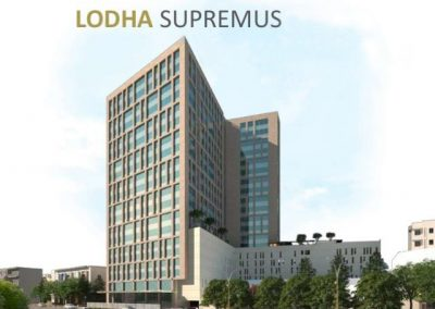Aerofoam India - Lodha Supremus
