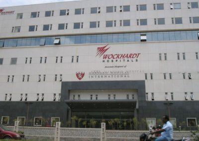 Aerofoam India - Wockhardt Hospital