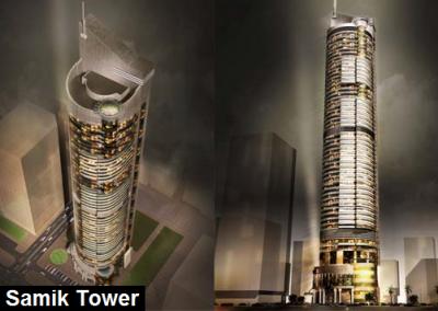 Aerofoam - Bin Samik Tower-Doha