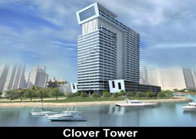 Aerofoam India - Clover Tower - Dubai