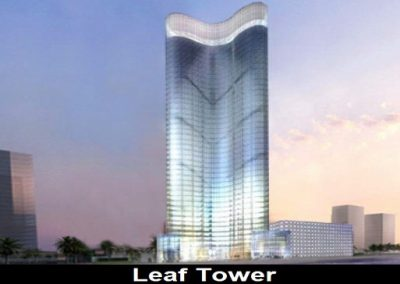 Aerofoam India - Leaf Tower - Abu Dhabi