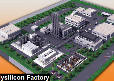 Polysilicon Factory - Doha