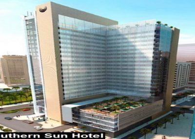 Aerofoam India - southern sun hotel-abu dhabi