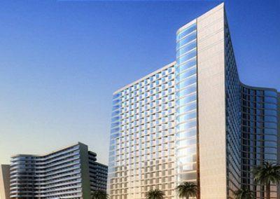 Aerofoam - Hilton Hotel Riyadh
