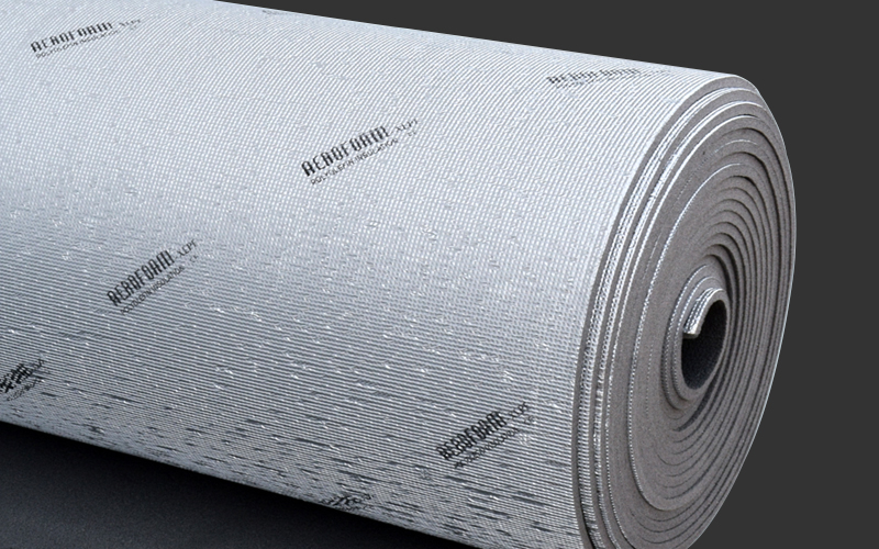 Aerofoam® XLPE Thermal Insulation Sheets & Rolls
