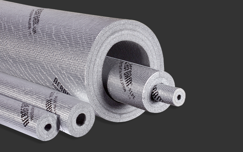 Aerofoam® XLPE Thermal Insulation Tubes