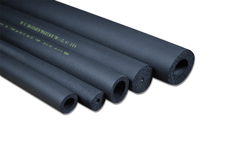 Aerofoam® NBR Thermal Insulation Nitrile Rubber Tubes